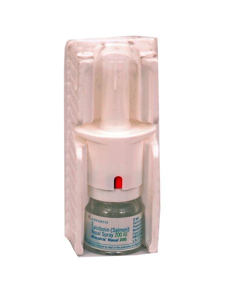 thuốc điều trị bệnh lý về xương Miacalcic (calcitonin)
