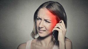Bức xạ điện thoại có thể ảnh hưởng xấu lên não