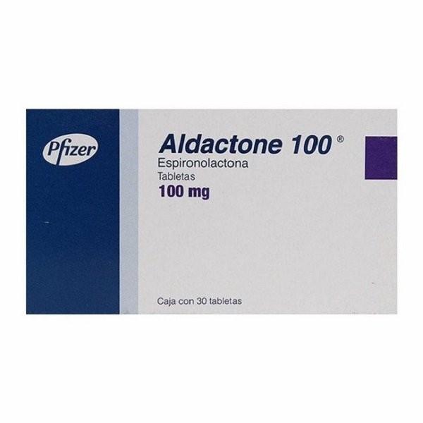 Thuốc Aldactone (spironolactone)