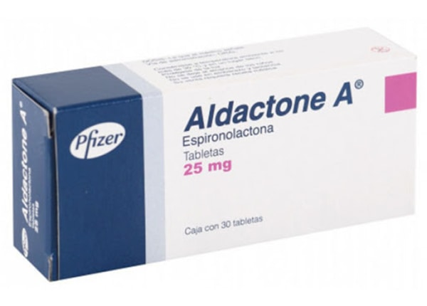 Tim hiểu thông tin về thuốc Aldactone