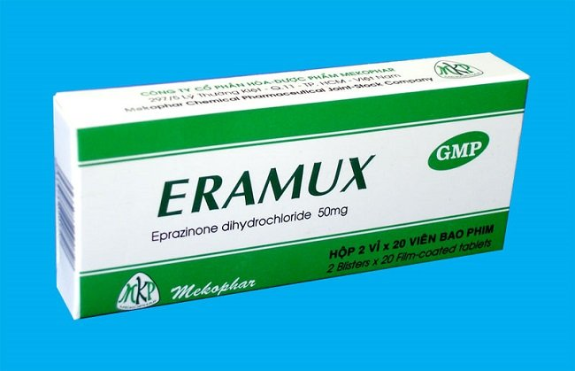 Thuốc Eramux (eprazinone)