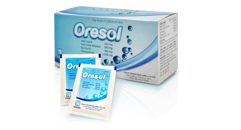 Oresol (ORS)