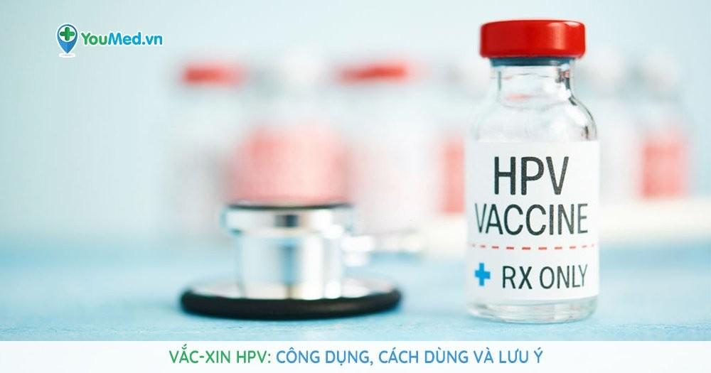 vắc-xin HPV