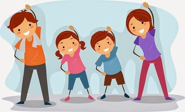 Tăng cường tập thể thao cho cơ xương dẻo dai, chắc khỏe
