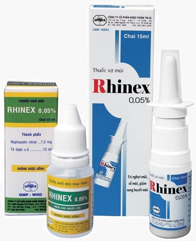 thuốc có thể điều trị viêm mũi dị ứng 3