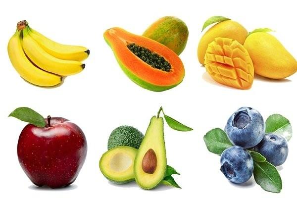 Ăn nhiều trái cây để bổ sung đầy đủ vitamin