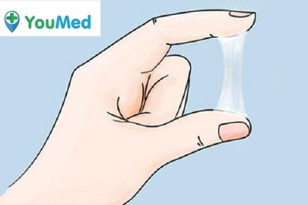 Đến gặp bác sĩ khi dịch âm đạo bất thường
