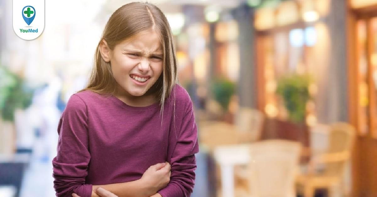 Táo bón ở trẻ: Những điều các mẹ cần lưu ý!