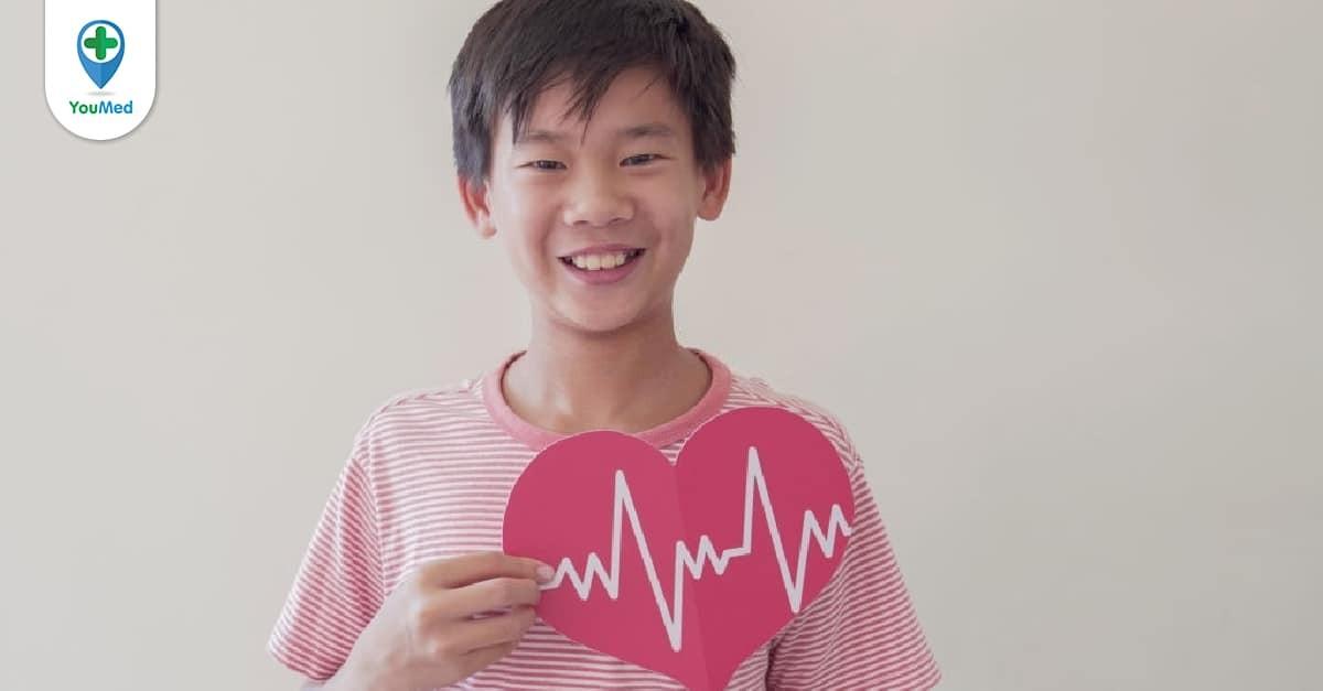 Tăng huyết áp ở trẻ em: Phụ huynh nhất định phải biết!