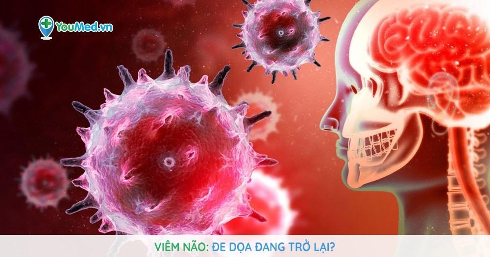 Viêm não: Đe dọa đang trở lại?