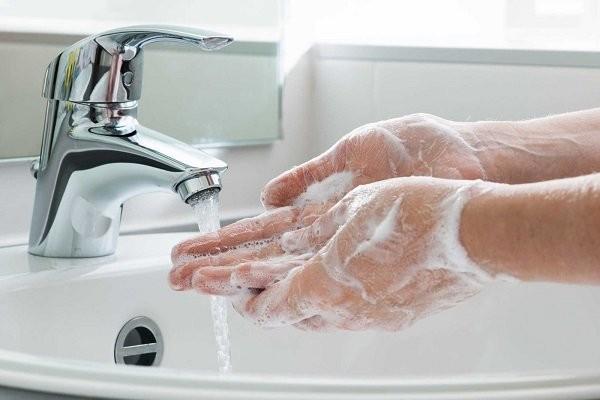 Rửa tay thường xuyên ngăn ngừa tả