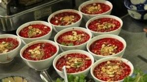 ăn tiết canh có nguy cơ mắc bệnh tả