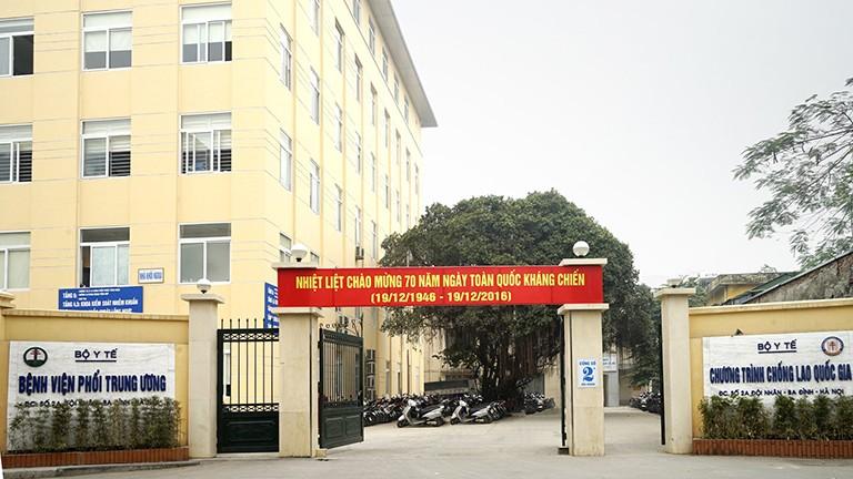 Bệnh viện Lao và bệnh Phổi Trung ương
