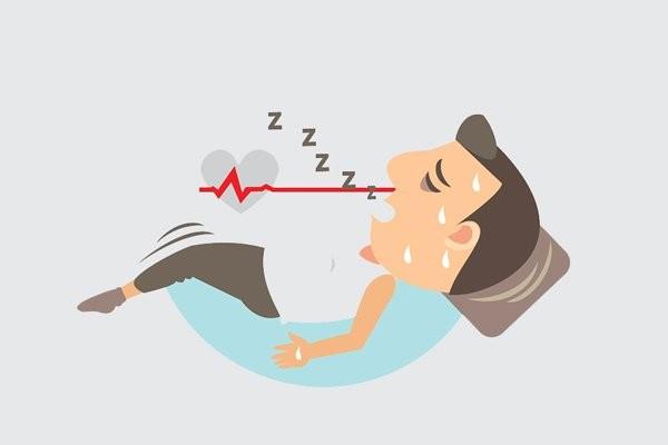 Ngưng thở khi ngủ có thể khiến bạn buồn ngủ ban ngày