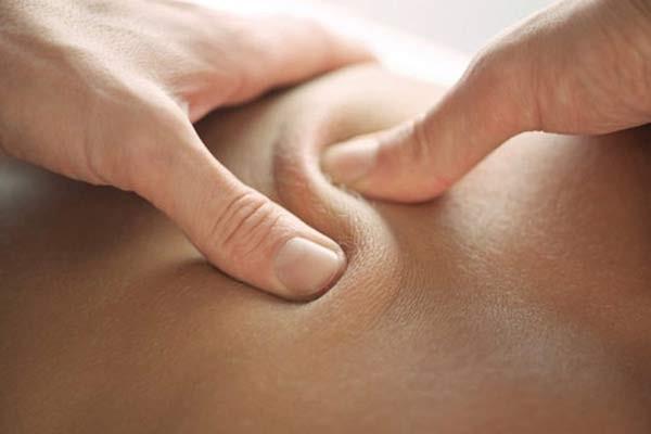 Điều trị bằng mát-xa có thể cho tác dụng với bệnh nhân chèn ép khoang mạn tính