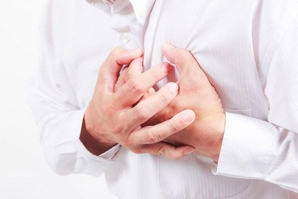 Nhồi máu cơ tim không chỉ gồm đau ngực