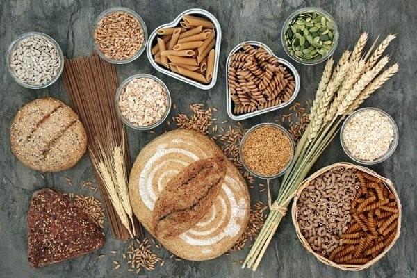 Các loại thực phẩm có chứa protein lúa mì