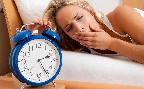 hội chứng giấc ngủ đến trễ