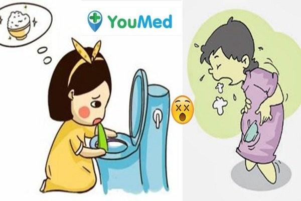 Triệu chứng ốm nghén