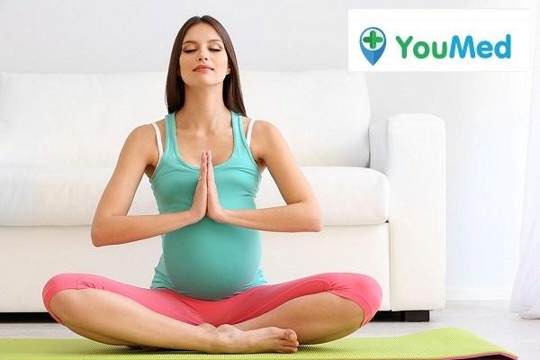 Tập yoga dành cho bà bầu