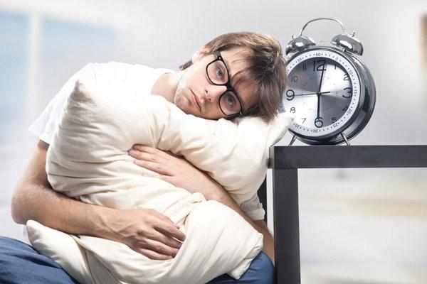 Mỏi mắt có thể gây rối loạn giấc ngủ của bạn