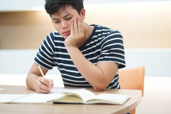 Căng thẳng có thể kích thích mụn xuất hiện