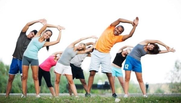 Tập luyện thể dục phòng ngừa nhịp tim chậm