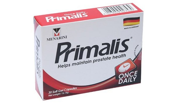Thực phẩm bảo vệ sức khỏe Primalis