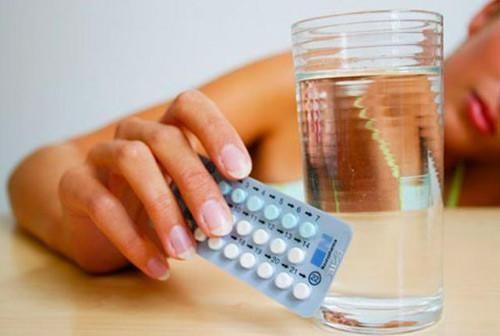 Thuốc tránh thai cũng là một biện pháp an toàn