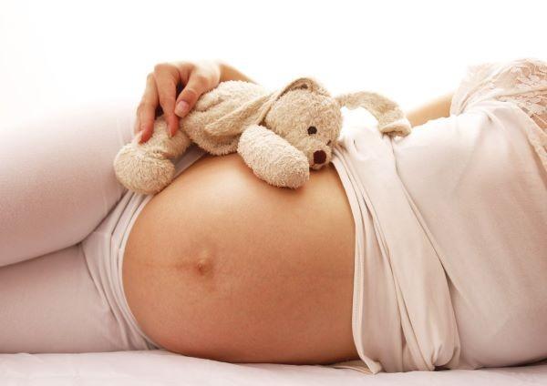 mang thai tuần 33