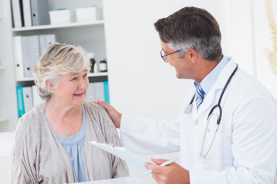 bệnh nhân thường gặp vấn đề về trí nhớ và nhận thức
