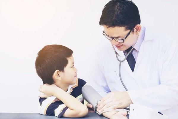 Tăng huyết áp trẻ em