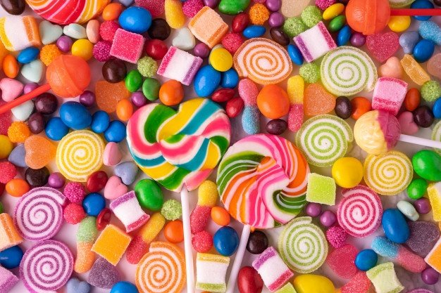 Bánh kẹo ngọt dễ khiến bạn sâu răng