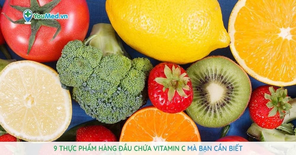 thuc-pham-chua-chua-vitamin-C