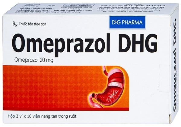 thuốc omeprazol