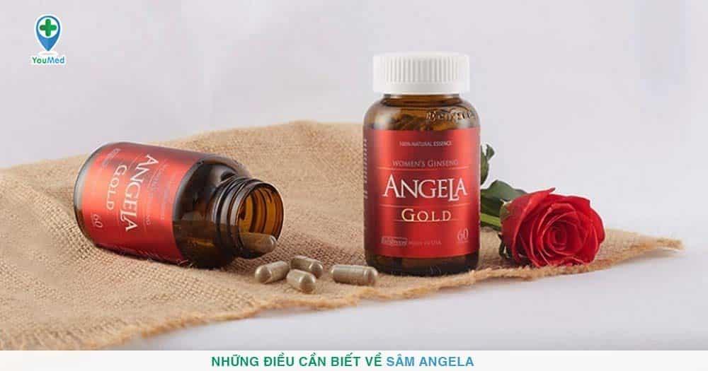 Những điều cần biết về Sâm Angela