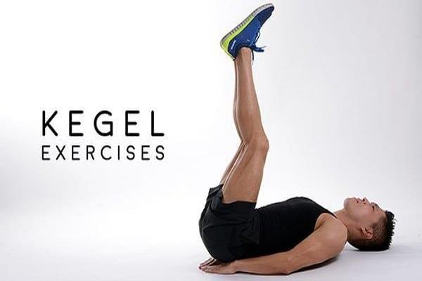 Bài tập Kegel dành cho nam