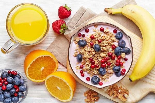 Bữa ăn sáng rất quan trọng