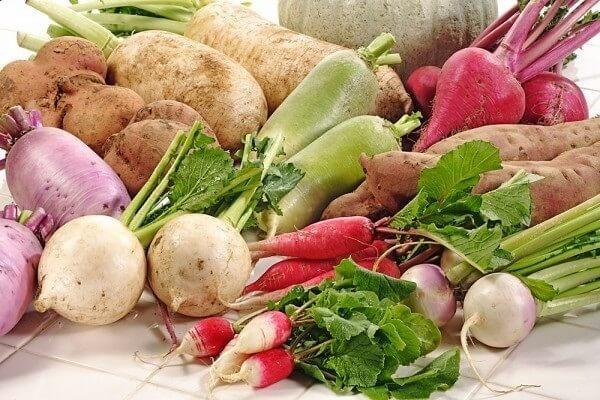 Các loại củ thích hợp cho trẻ ăn dặm - Rau củ và trái cây cho trẻ