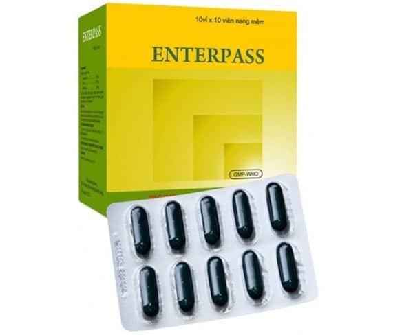 Tìm hiểu thông tin thuốc Enterpass