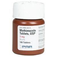 Methimazole-5-mg