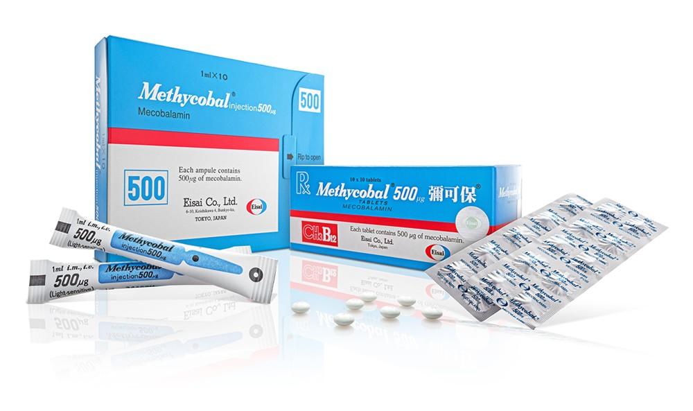 Thuốc Methycobal