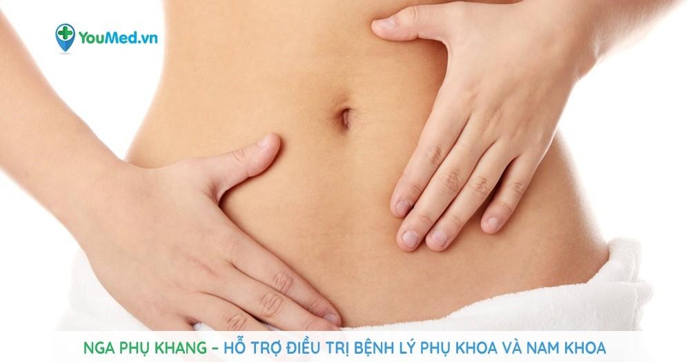 Nga Phụ Khang – Hỗ trợ điều trị bệnh lý phụ khoa và nam khoa