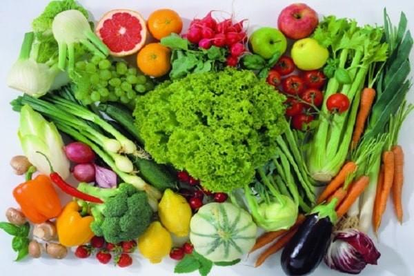 Rau xanh nên ăn khi mang thai