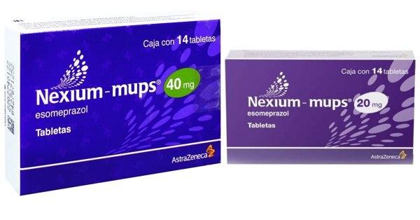 Thuốc Nexium (esomeprazole)
