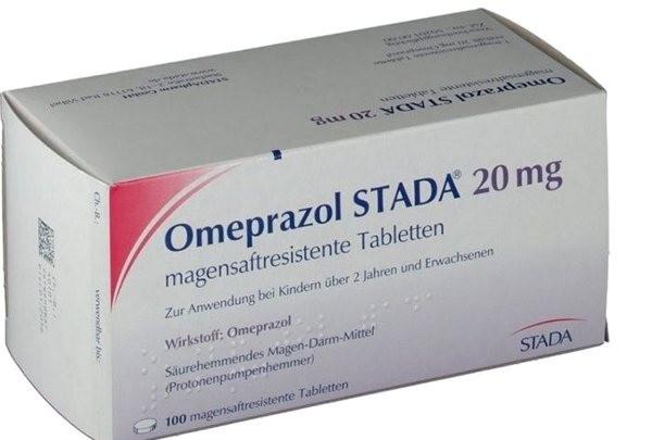 Thuốc omeprazole STADA
