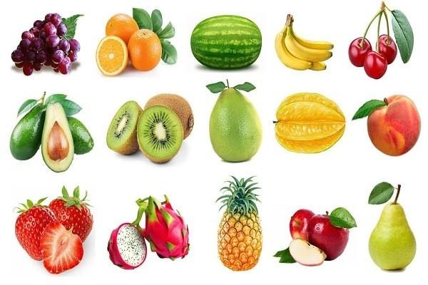 Trái cây thích hợp cho trẻ nhỏ