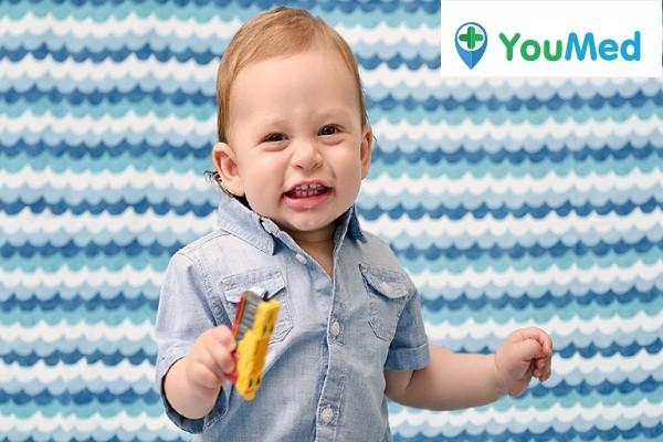 Trẻ 1 tuổi - dinh dưỡng cho trẻ 1 tuổi