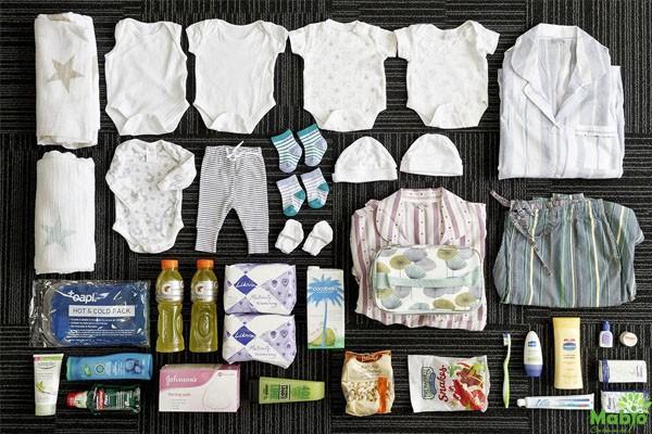 Những vật dụng dành cho bé