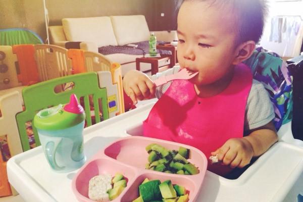 Thức ăn theo phương pháp ăn dặm kiểu người Nhật